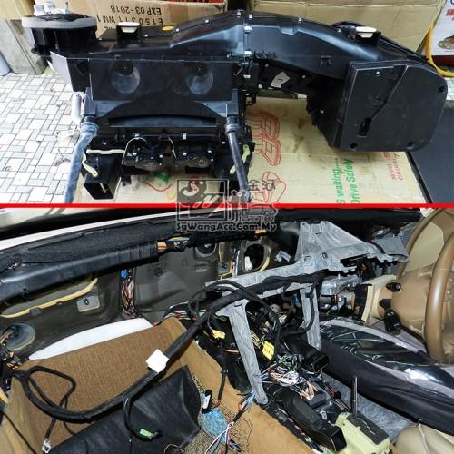 Mercedes-Benz E-Class W211 Air Cond Cooling Coil / Evaporator