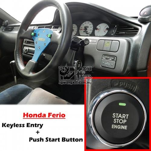 Honda Ferio
