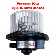 Perodua Viva (Sanden) Air Cond Blower Fan Motor
