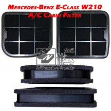 Mercedes-Benz E-Class W210 Air Cond Cabin Filter