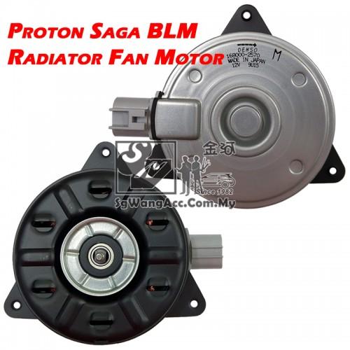 Proton Saga BLM Radiator Fan Motor (Original Denso)
