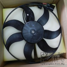 Audi TT Radiator Fan Motor Set