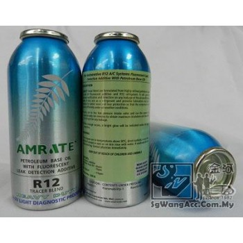 Automotive Air Cond R12 Oil with Leak Detection