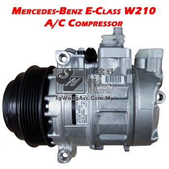 Mercedes-Benz E-Class W210 Air Cond Compressor