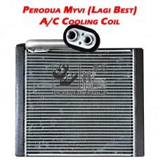 Perodua Myvi (Lagi Best Y2012) Air Cond Cooling Coil / Evaporator