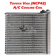 Toyota Vios (NCP42 Y2003) Air Cond Cooling Coil / Evaporator