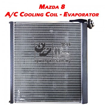 Mazda 8 Air Cond Cooling Coil / Evaporator