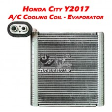 Honda City (Year 2017) Air Cond Cooling Coil / Evaporator