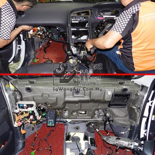Peugeot-3008-Air-Cond-Cooling-Coil-Evaporator-Original-BEHR-Hella-Service