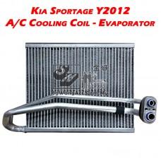 Kia Sportage (Y2012) Air Cond Cooling Coil / Evaporator