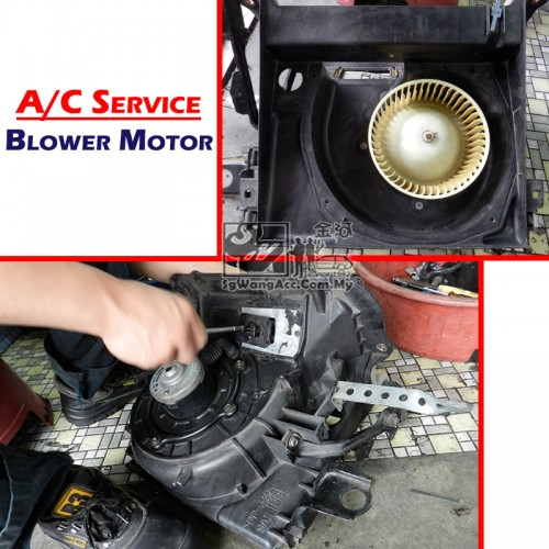 Toyota Previa (TCR-10L) Air Cond Service Cooling Coil Condenser