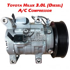 Toyota Hilux (3.0L Diesel Year 2013) Air Cond Compressor