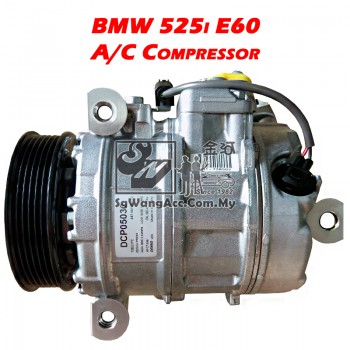BMW 525i (E60 Year 2010) Air Cond Compressor