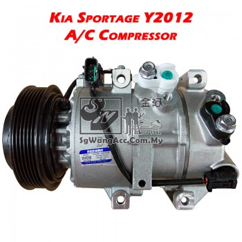 Kia Sportage (Year 2012) Air Cond Compressor