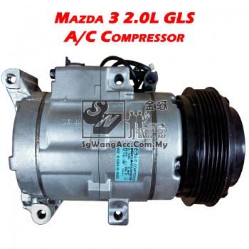 Mazda 3 (2.0L GLS) Air Cond Compressor