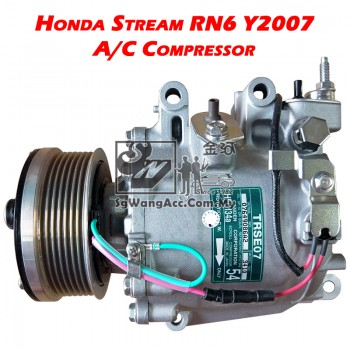 Honda Stream RN6 (Year 2007) Air Cond Compressor