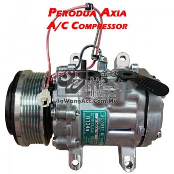 Perodua Axia Air Cond Compressor (Sanden)