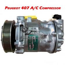 Peugeot 407 Air Cond Compressor (Sanden)
