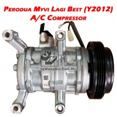 Perodua Myvi (Year 2012 Lagi Best) Air-Cond Compressor (Denso)