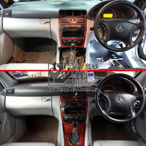 Mercedes Benz C Class W203 C200 Kompressor Air Cond Compressor