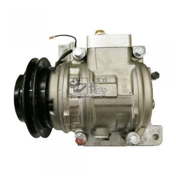 Proton Wira Air Cond Compressor (Modify from Sanden to Denso)
