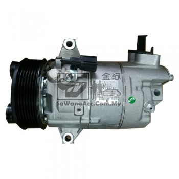 Nissan Sylphy (G11) Air Cond Compressor (Calsonic)