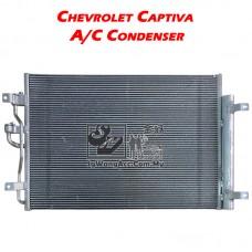 Chevrolet Captiva (Diesel Turbo Engine) Air Cond Condenser