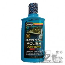 Waxco Glass Clean Polish Compound