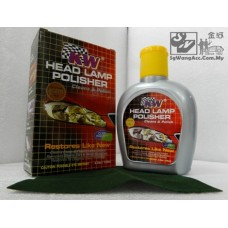 Head Lamp Car Polisher with Cloth