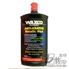 Waxco Anti-Scratch Metallic Wax