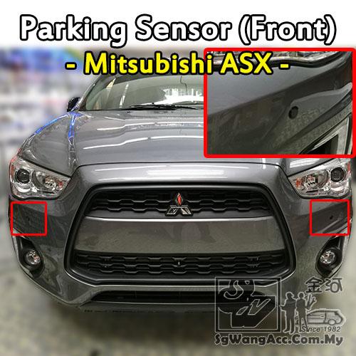 Parking Front Sensor for Cars (2 sensors)