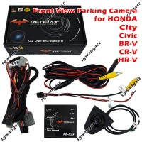 Front View Parking Camera OEM Plug & Play Ori Player for Honda City / Civic / BR-V / CR-V / HR-V
