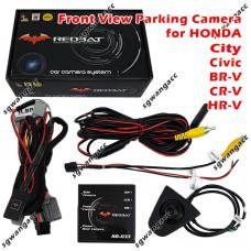 Front View Parking Camera OEM Plug & Play Ori Player for Honda City / Civic / BR-V / CR-V / HR-V