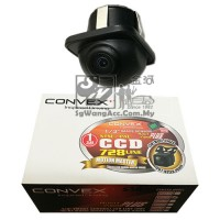 Convex Wide Angle Water Proof Night Vision Plus Parking Camera