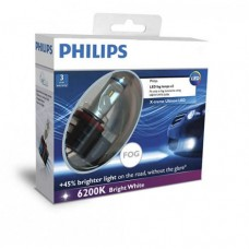 Philips X-treme Ultinon H8/H11/H16 Led Fog Light