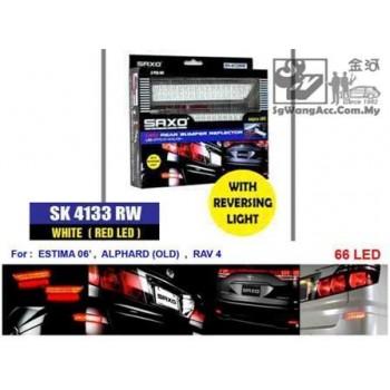 LED Rear Bumper Reflector (Estima, Alphard, Rav 4)