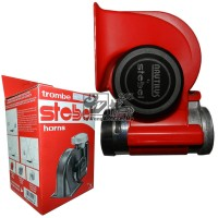 Stebel Nautilus Red Compact Twin Tone Air Horn