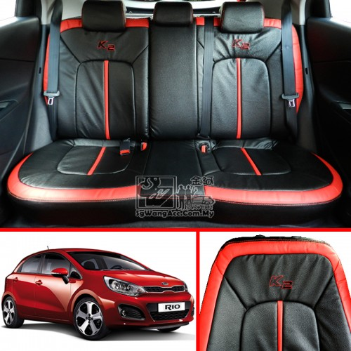 Wts Leather Pvc Pu Customized Car Seat Cover