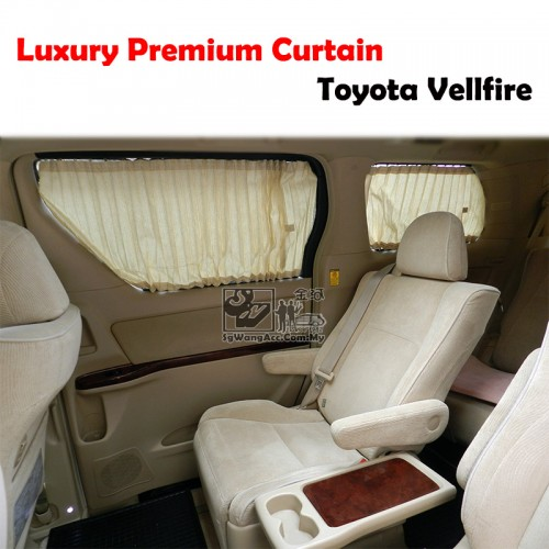 Custom-made Premium OEM Car Curtain - Estima / Alphard | Lazada ...