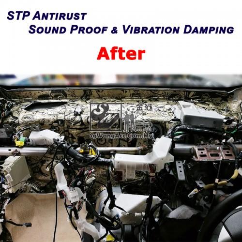STP Antirust G Gold DrArtex Sound Proof & Vibration Solution (4 sqft)