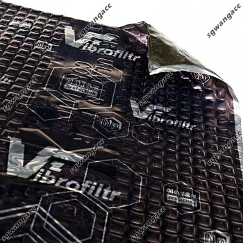 Vibrofiltr Russia Silver 1.8mm Sound Proof & Vibration Damping Solution (50cmX70cm)