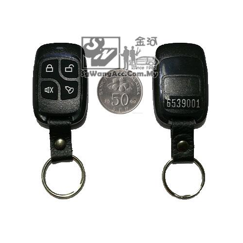 Automobile Alarm Security System