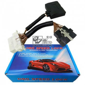 OBD CANBUS RPM Speed Lock Device
