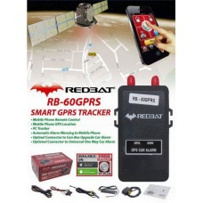 Redbat Alarm GPS Tracking Smart Phone Control Security System