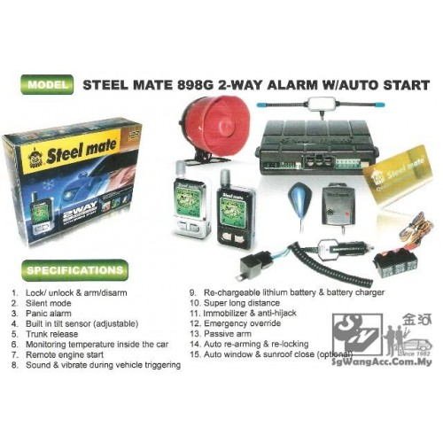 Steelmate Car Alarm Wiring Diagram Schematic Diagram Data
