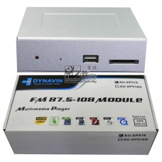 Dynavin FM Radio & Video Converter with USB (Plug&Play)