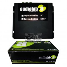 Audiolab FM Radio & Video Converter with USB (Plug&Play)
