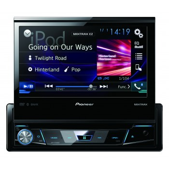 Pioneer AVH-X7850BT In-dash Multimedia Receiver with Bluetooth