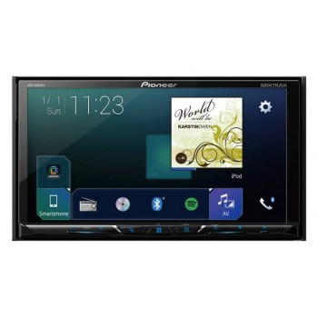 Pioneer AVH-Z5050BT Multimedia DVD Receiver with Bluetooth