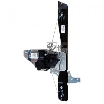 Peugeot 508 Power Window Regulator With Motor (Front Right Side)